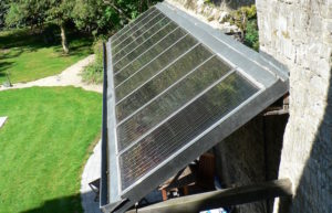 pool solar heating